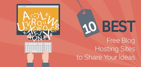 Free Blog Hosting Sites