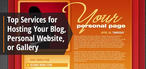 Best Personal Website Hosting