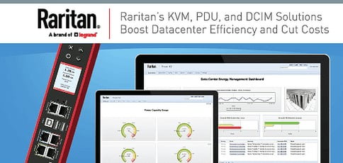 Raritan Kvm Pdu And Dcim Solutions Boost Efficiencies And Cut Costs