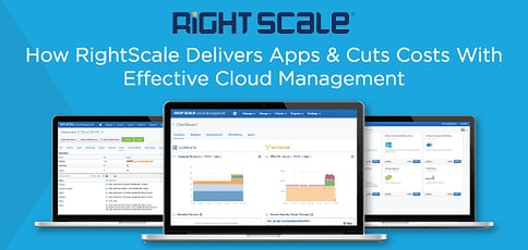 Rightscale Empowers Enterprises To Seamlessly Deliver Apps And Drive Revenue