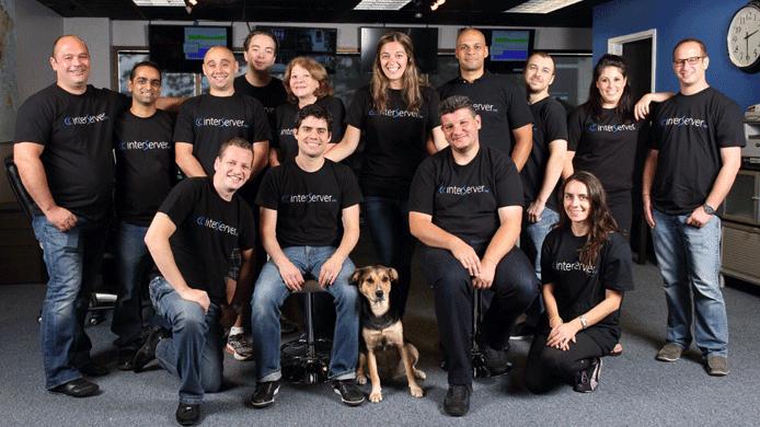 InterServer team photo
