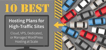 12 Best: Hosting for High-Traffic Sites 2020 — Website Hosting at Scale
