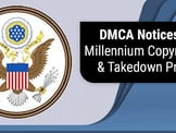 Digital Millennium Copyright Act (DMCA) Notice & Takedown Procedure