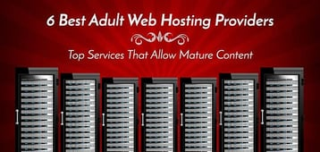 6 Best Adult Web Hosting Providers 2020 — Services to Host Adult Content