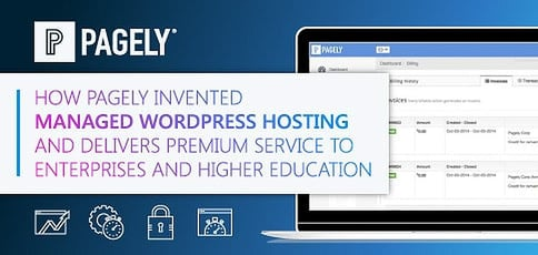 Pagely Pioneers Managed Wordpress Hosting