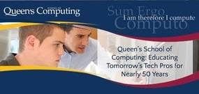 How Queen's School of Computing Has Been Readying Aspiring Computer Science Professionals For Careers in Technology for Nearly 50 Years