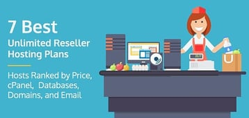 "7 Best ""Unlimited Reseller Hosting"" Plans (2020): Cheap Reseller Hosts"