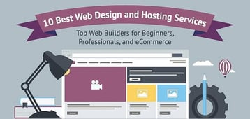 10 Best Website Design & Hosting Services 2020: Top Web Builders