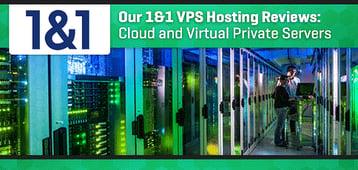 1&1 VPS Review 2020: Hosting Expert Ratings for 1&1 Servers