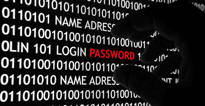Image Depicting Password Security