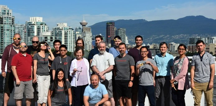 Photo of the Webnames.ca team