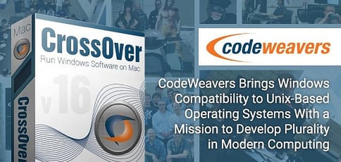 Codeweavers Brings Windows Compatibility To The Unix Based Os