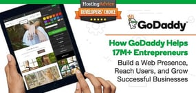 How GoDaddy Empowers 17M+ Web Entrepreneurs Worldwide to Build Online Presence, Reach Expanded Audiences, and Grow Successful Businesses