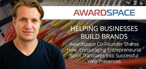 AwardSpace Encourages Entrepreneurial Spirit — Co-Founder Shares How This Translates Into Successful Web Presence for Millions of Businesses