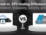 "5 ""Cloud Hosting vs. VPS"" Differences 2020 — Top Cloud & Virtual Servers"