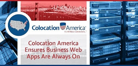 Colocation America: Ensuring the Web Applications of Modern Enterprises are Always On Through Fault-Tolerant Datacenters Designed for Redundancy