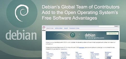 Perks To Using Debian Free Open Operating System
