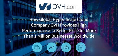 Ovh Delivers High Performance Hosting For Businesses Worldwide