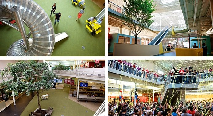 Images of Rackspace headquarters