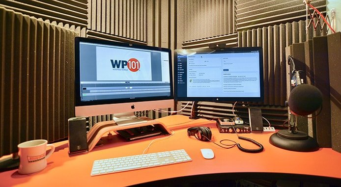 Image of the WP101 studio