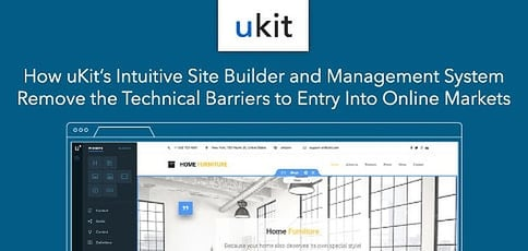 Ukit Removes Technical Barriers To Entry Into Online Markets For Smbs