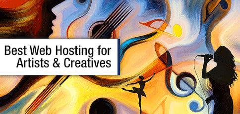 Best Web Hosting For Artists