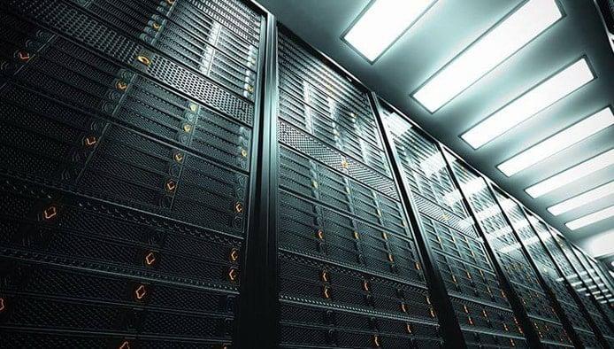 Photo of IO Zoom servers
