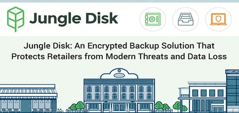 Jungle Disk An Encrypted Backup Solution That Protects Retailers From Modern Threats And Data Loss