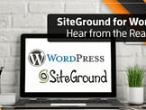 SiteGround WordPress Review & Hosting Rating (2020)