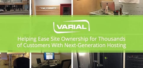 Varial Hosting: Founder and Tech Enthusiast Ryan Smith on His Venture Into the Industry and How His Team Eases Site Ownership for Customers