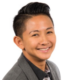 Photo of Lady Idos, Program Manager at the Lab's Diversity, Equity, and Inclusion Office