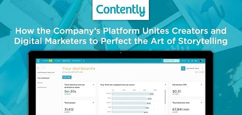 Contently Unites Creators And Marketers To Perfect The Art Of Storytelling