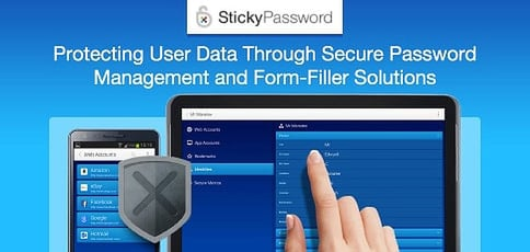 Sticky Password Delivers Secure Password Management And Form Filler Solutions