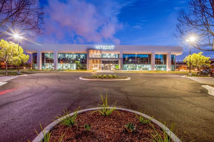 Image of the NETSCOUT office in San Jose