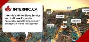 Internic's White-Glove Service and In-House Expertise Personalize Web Hosting, Security, and Domain Name Management
