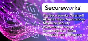 The Secureworks-Carahsoft Alliance Helps Organizations Maximize Security Investments Through Comprehensive Threat Protection and Intelligence