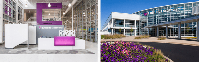 Images of Entrust Datacard headquarters
