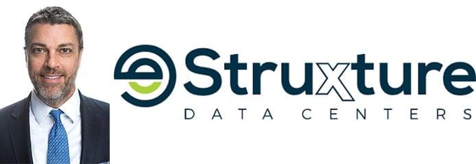 Image of Todd Coleman with eStruxture logo