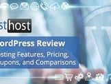 JustHost WordPress Review 2020: Hosting Features & Coupons