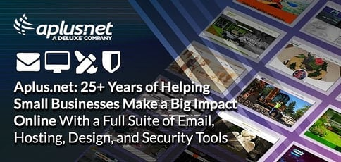 Aplus Net 25 Years Of Helping Small Businesses