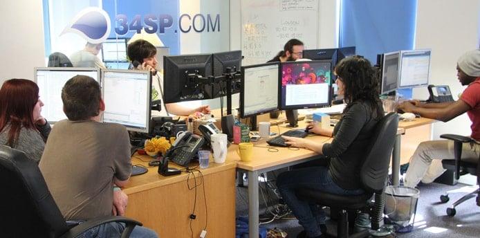 Image of 34SP.com headquarters