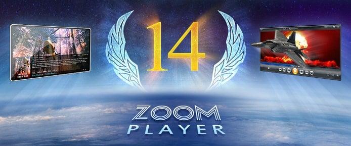 Banner image touting Inmatrix Zoom Player 14