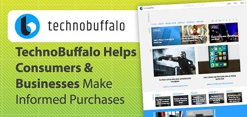 Technobuffalo Helps Consumers And Businesses Make Informed Purchases