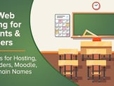 15 Best: Web Hosting for Students & Teachers (2020) - Free & Paid