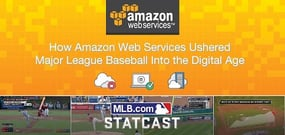 How Amazon Web Services Ushered Major League Baseball into the Digital Age with Scalable, Cloud-Based Infrastructure