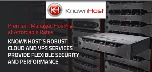 Knownhost Premium Managed Hosting At Affordable Rates