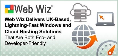 Web Wiz Delivers Lightning Fast Uk Based Hosting Solutions