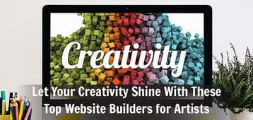 Best Website Builder for Artists (2020): Top 15 Free & Portfolio Sites