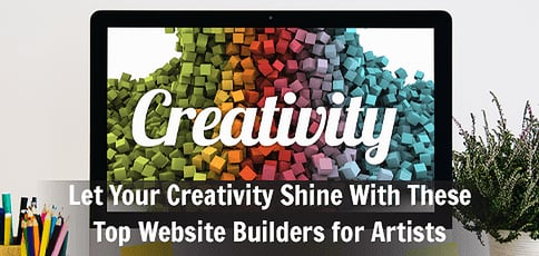 Website Builder For Artists