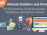 15 Best Free Website Builders & Hosting (2020)